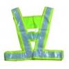 V型反光背心