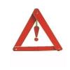简易三角警示标